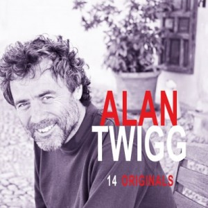 Alan twigg CD Cover