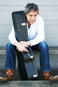 Alan Twigg with Guitar Case