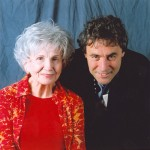 With Alice Munro