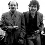 With Allen Ginsberg