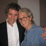 With Anne Cameron