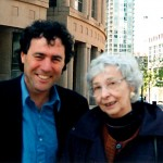With Phyllis Webb